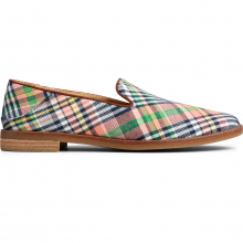 Women's Seaport Levy Washed Plaid Loafer