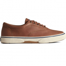 Men's Halyard Cvo Leather Tan by Sperry