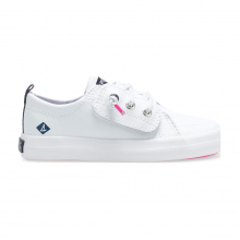 Kid's Crest Vibe Junior Sneaker by Sperry