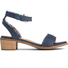 Women's Seaport Ankle Strap City Sandal by Sperry