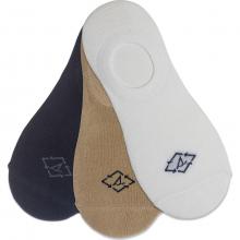 Men's BIONIC 3-Pack Ultra Low-Show Liner Sock