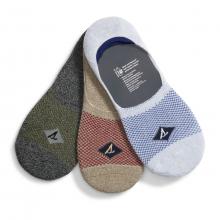 Men's Sneaker 3-Pack Liner Sock by Sperry