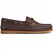 Men's Gold A/O 2-Eye Glove Leather Brown by Sperry in Squamish BC