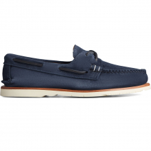 Men's Sunspel x Sperry Authentic Original 2-Eye Suede Boat Shoe