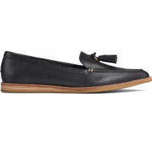 Women's Saybrook Slip On Tumbled Leather Loafer by Sperry