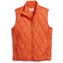 Men's Quilted Vest by Sperry