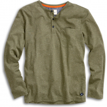 Men's Jersey Henley