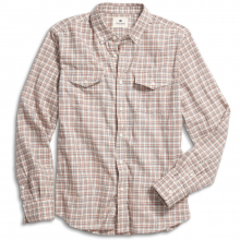 Men's Porstmouth Plaid Button Down Shirt by Sperry