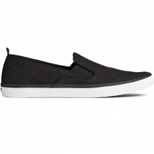 Women's Sailor Twin Gore Perf Nubuck Black by Sperry