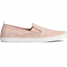 Women's Sailor Twin Gore Perforated Slip On Sneaker by Sperry