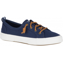 Women's Pier Wave Lt Canvas Navy by Sperry in Squamish BC
