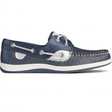Women's Koifish Sparkle Textile Boat Shoe by Sperry
