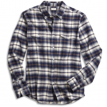 Men's Lenox Plaid Button Down Shirt by Sperry