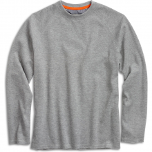 Men's Raw Edge Crew Sweatshirt by Sperry