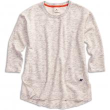 Women's Burnout Tunic Sweatshirt by Sperry