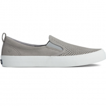 Women's Crest Twin Gore Perforated Slip On Sneaker by Sperry