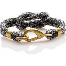 Women's Rope Knot Hook Bracelet