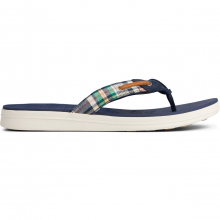 Women's Adriatic Thong Skip Lace Washed Plaid by Sperry in Squamish BC