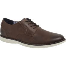 Men's Newman Oxford Leather Burnish Brown by Sperry in Squamish BC