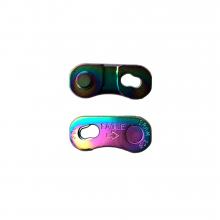 PowerLock Eagle Rainbow Chain Connector 12-speed (4 pcs) by SRAM in Aurora CO