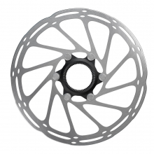 Rotor Centerline 180mm (includes Steel rotor bolts) Rounded