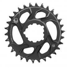 Chain Ring X-SYNC 2 Steel 30T Direct Mount 3mm Offset Boost Eagle Black by SRAM in Sedona AZ