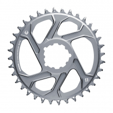 Chain Ring X-SYNC 2 34T Direct Mount 6mm Offset Eagle Polar Grey by SRAM