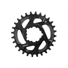 Chain Ring X-SYNC STEEL 28T Direct Mount 3mm Offset Steel 3.5mm Black 11 speed by SRAM in Fort Collins CO