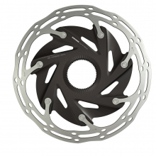 Disc Brake BB7 MTB Graphite, CPS (Includes 160mm G2CS Rotor, Rotor Bolts, CPS Bolts, 0IS & 20IS Brackets) by SRAM
