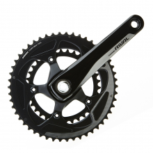 Crank Set Rival22 GXP 170 52-36 Yaw, GXP Cups NOT included by SRAM