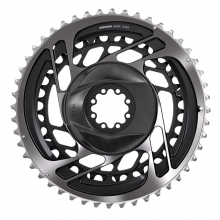 CHAIN RING ROAD 4835T DM KIT NON-POWER RED POLAR GREY by SRAM