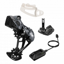 GX Eagle AXS Upgrade Kit (Rear Der wBattery, Controller wClamp, Charger/Cord, Chain Gap Tool)