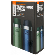 Classic Trigger-Action Travel Mug 20oz Twin Pack