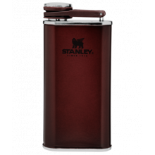 The Easy Fill Wide Mouth Flask  8 oz