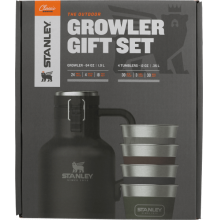 Classic Outdoor Growler Gift Set