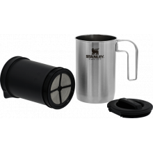 Adventure All-In-One Boil + Brew French Press