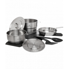 The Even-Heat Camp Pro Cook Set by Stanley