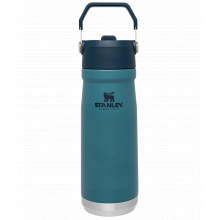 The IceFlow Flip Straw Water Bottle