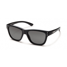 Carob - Gray Polarized Polycarbonate by Suncloud