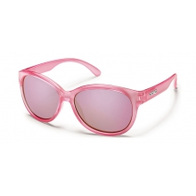 Catnip - Pink Mirror Polarized Polycarbonate by Suncloud