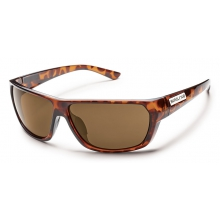 Feedback - Brown Polarized Polycarbonate by Suncloud