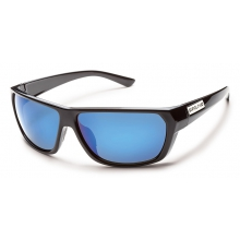 Feedback - Blue Mirror Polarized Polycarbonate by Suncloud