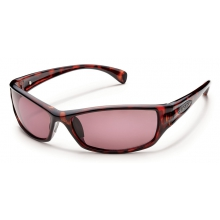 Hook - Rose Polarized Polycarbonate by Suncloud in Coeur Dalene Id
