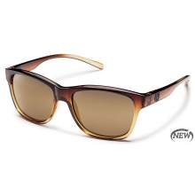 Pageant  - Sienna Mirror Polarized Polycarbonate