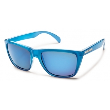 Standby - Blue Mirror Polarized Polycarbonate by Suncloud in Okemos Mi