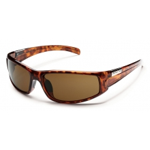 Swagger - Brown Polarized Polycarbonate by Suncloud