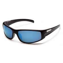Swagger - Blue Mirror Polarized Polycarbonate by Suncloud