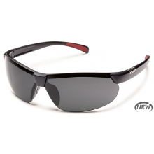 Switchback  - Gray Polarized Polycarbonate by Suncloud
