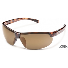 Switchback  - Sienna Mirror Polarized Polycarbonate by Suncloud in Rogers Ar