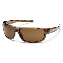 Voucher - Brown Polarized Polycarbonate by Suncloud in Iowa City Ia